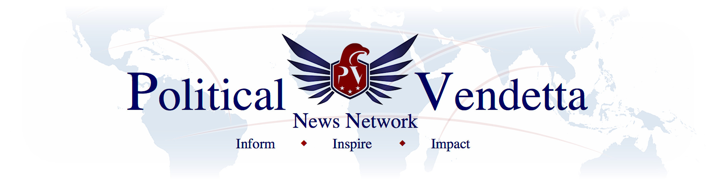 Political Vendetta News Network Logo